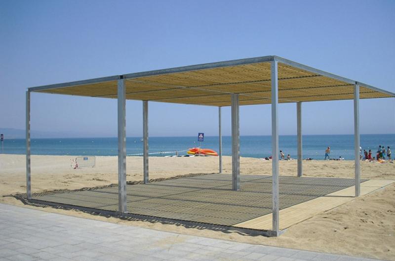 Pérgolas Para Playa